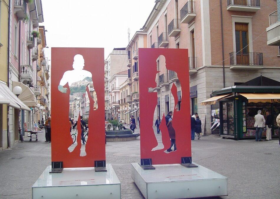 bronzi museo bilotti